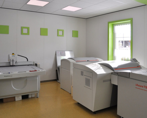 Entwicklungsbüro, Kartonagenfabrik Lobegott Hartmann Eppendorf